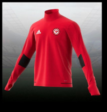 Official genuine Haverhill Rovers FC Training Top red adidas