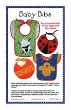 Baby Bibs Sewing Pattern