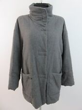 Airfield Long GIACCA PARKA GRIGIO JACKET Giacca Inverno Mis. 42 - 44 imbottitura Chic Top