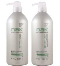 NAK Body & Shine Shampoo & Conditioner Litres Sulphate Free