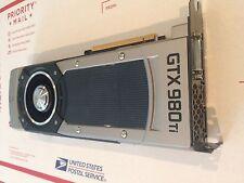 Nvidia GTX 980 Ti 6GB Reference card