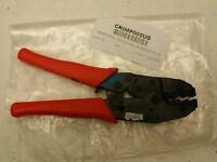 Crimp Tool KNIPEX 97 52 10 3-Position Contact Crimping Pliers