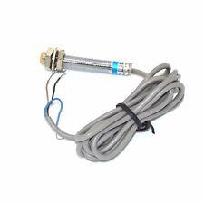 LJ8A3-1-Z/BY Inductive Proximity Sensor Switch NO PNP Detection Distance 1mm M8