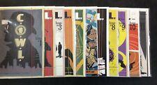 C.O.W.L. Cowl #1-11 Complete Full Set Lot Run (Image Comics 2014) All NM Nice!