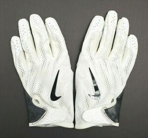 Nike PE Vapor Knit Gloves Size 2XL XXL Receiver White Football NFL PGF489-100