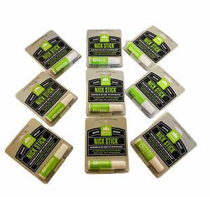 Lot of 9 Pacific Shaving Company Nick Stick Liquid Roll On Vegan 0.25 oz New USA