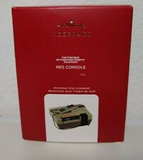 Hallmark Nes Console Nintendo 2020 Ornament Keepsake