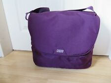 Mamas And Papas Purple Changing Bag NEW c363