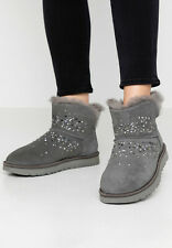 New UGG BNIB £170 Suede Leather Women's Ankle Shoes Boots UK Size 5 6 7 SALE