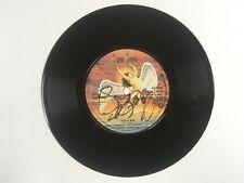 DAVE EDMUNDS Girls Talk/Bad Is Bad 45 Swan Song SSK 19418 UK 1979 VG+ SIGNED B3