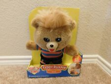 Brand new Hug 'N Sing Teddy Ruxpin Best Friend teddy bear