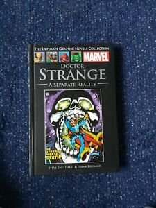 The Ultimate Graphic Novels Collection Doctor Strange A Separate Reality