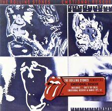 The Rolling Stones – Emotional Rescue ( CD - Album )