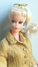 Vintage Barbie Doll Clone PLATINUM PONYTAIL Eegee w/AWESOME OUTFIT PREMIER WOW