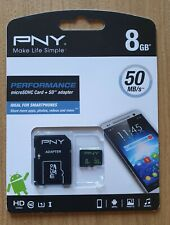 8GB Micro SD SDHC Class 10 Memory Card With Free adapter