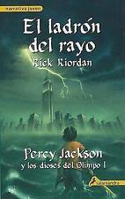 El ladron del rayo / The Lightning Thief (Percy Jackson Y Los Dioses Del Olimpo/