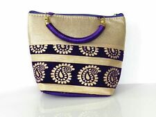 Velvet and silk Handbags for wedding, party,special occasion