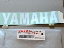 09-10 FZ6R Carenado Inferior Nuevo Original Yamaha Capucha Panel calcomanía emblema 36P-2153E-00