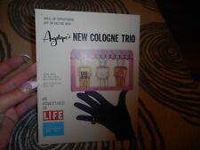 Vintage Store Counter Display Angelique's New Catalog Trio