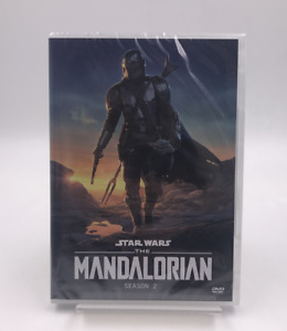 The Mandalorian : Complete Season 2 (DVD, Region 1) Brand New Fast Shipping