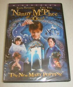 Nanny McPhee (DVD, 2006, Widescreen) Brand New Unopened