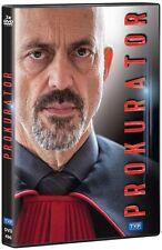 PROKURATOR (3 DVD BOX) POLISH 2016  Shipping Worldwide