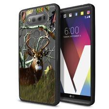 For LG V20 VS995 H990 H910 US996 Black Hard Clear Case TPU Bumper Cover + Pen