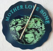 MOTHER LOVE BONE  wall clock..ANDREW WOOD. .Malfunkshun..Eddie Vedder.. .Apple