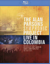 THE ALAN PARSONS SYMPHONIC PROJECT: LIVE IN COLUMBIA (NEW BLU-RAY)