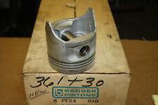 Set of 8 NOS Pistons - Ford V8