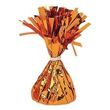 orange feuille Spray poids hélium Anniversaire Décoration de fête mariage