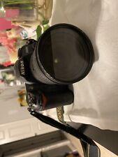 BUNDLE- Nikon D200 10.2 MP Digital SLR Camera - Black