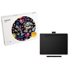 2018 NEW WACOM pen tablet (berry pink)  Intuos Medium wireless CTL-6100WL/P0