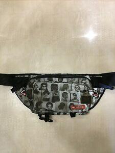 SPRAYGROUND - New Never Released to Public - Laquan Smith Double Crossbody Bag