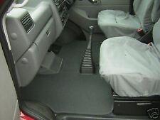 CMC VW T4 Transporter Caravelle Floor Mat in Black