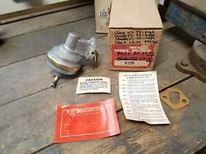 1965 1978 GM Jeep Checker Chevy Truck 4cyl 6cyl New Fuel Pump Wizard 40446 USA