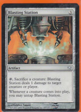 MTG Magic Fifth (5th) Dawn 1 x BLASTING STATION Uncommon card  Never played