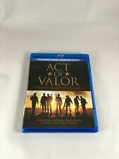Act of Valor Blu-ray Disc, 2012, 2-Disc Set (No digital copy)