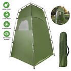Waterproof Pop Up Privacy Shower Tent Camping Beach Toilet Changing Room Shelter