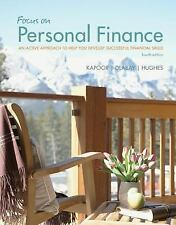 Focus on Personal Finance: An Active Approach to Help You Develop Successful Fin