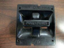 Square D Fuse Pullout 60 Amp 240 Volt