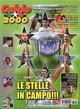 Calcio 2000 2016 222 giugno-luglio#Uefa Euro 2016,Stefano Fiore,Lucas Castro,bcd