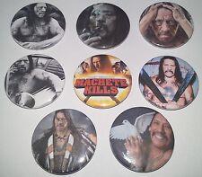8 Danny Trejo badges 25mm Machete Kills Son's of Anarchy Breaking Bad Desperado