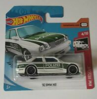 '92 BMW M3 Hot Wheels 2020 Caja L Hw Rescue 4/10 Mattel