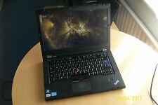 Lenovo Thinkpad T420 Laptop i5 2.5-3.2GHz CPU 4GB RAM Docking Station 320GB HDD