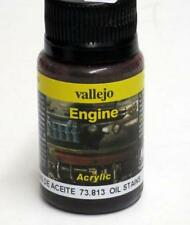 Vallejo Oil Stains - Engine Model Paint Kit VAL 73813