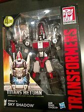 Transformers Ominus and Sky Shadow 4 Changer Action Figure New