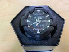 Casio G-Shock GA-700-1B Black Wristwatch for Men