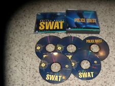 Police Quest Collection Series (PC, 1995) Near Mint Game