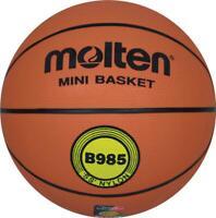 molten Basketball DBB Trainingsball Gummie Indoor/Outdoor B985 orange Gr. 5